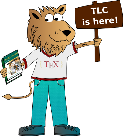 TeX Lion